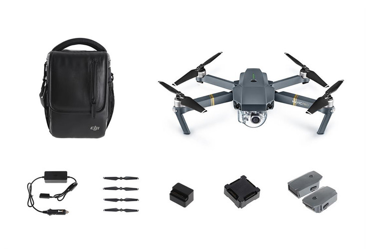 timeless design 0a0e0 ff42c DJI Mavic Pro RTF Fly More Pakke