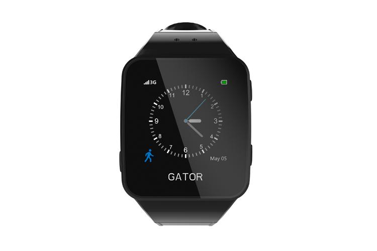 8ebbecac Gator 3 GPS-Klokke for Barn Sort. Loading zoom