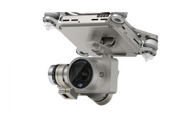 DJI 4K Kamera inkl. Gimbal for Phantom 3