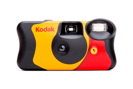 Kodak Fun Flash 27+12 Engangskamera