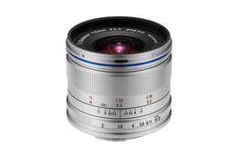 Laowa 7.5mm f/2 MFT for Olympus og Panasonic Light Sølv