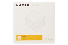 Mayku Cast Sheets Transparent (30pk)