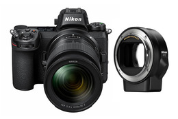 Nikon Z 6 + 24-70mm f/4 & FTZ Adapter.
