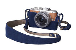 Olympus Kameraveske Outfit Into The Blue