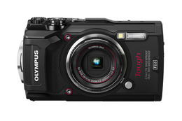 Olympus Tough TG-5 Sort