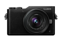 Panasonic LUMIX GX800 Sort + 12-32mm f/3.5-5.6 ASPH.