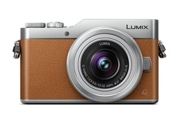 Panasonic LUMIX GX800 Brun + 12-32mm f/3.5-5.6 ASPH.
