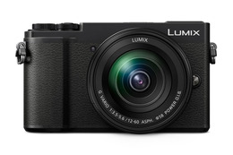 Panasonic LUMIX GX9 Sort + 12-60mm f/3.5-5.6 ASPH. POWER O.I.S.