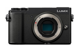 Panasonic LUMIX GX9 Hus Sort