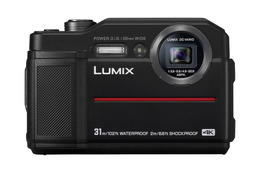 Panasonic Lumix FT7 Sort