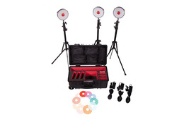 Rotolight Neo II 3 LED-lys & HSS Blits Kit