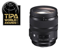 Sigma 24-70mm f/2.8 DG OS HSM Art for Canon EF B-vare