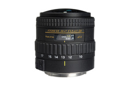 Tokina AT-X DX NH 10-17mm f/3.5-4.5 Fisheye for Nikon