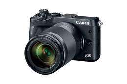 Canon EOS M6 m/18-150mm IS STM Sort