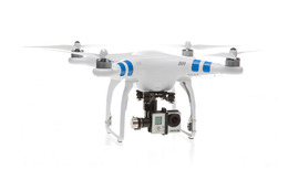 DJI Phantom 2 m/Zenmuse H3-3D for GoPro