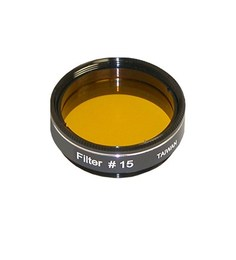 Astro Dark Yellow Fargefilter 1,25