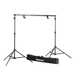 Manfrotto Starterkit for studiobakgrunner 1314B