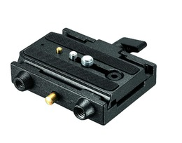 Manfrotto Quick Release adapter med sliding plate 577