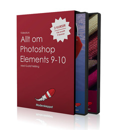 Alt om Photoshop Elements 9-10