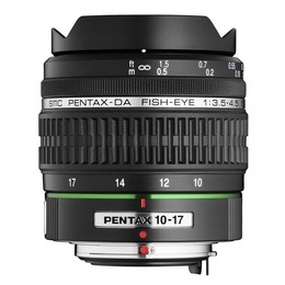 Pentax SMC DA 10-17mm Fish-Eye F3.5-4.5ED (IF)