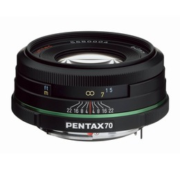 Pentax SMC DA 70mm F2.4 LTD