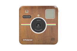 Polaroid Socialmatic Cover Brun
