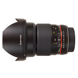 Samyang 24mm F1.4 for Pentax