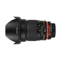Samyang 35mm F1.4 for Canon EF