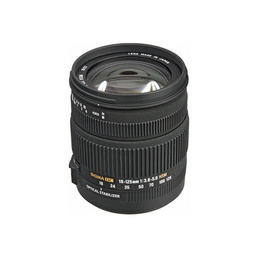 Sigma 18-125mm f/3.8-5.6 DC OS HSM for Nikon