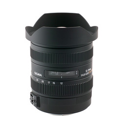 Sigma 12-24mm F4.5-5.6 II EX DG  HSM for Sony