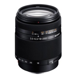 Sony DT 18-250mm F3.5-6.3 B-vare
