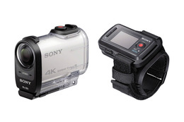 Sony ActionCam X1000VR med Live-View Fjernkontroll