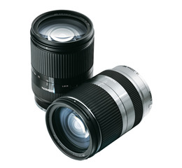 Tamron 18-200mm  f/3.6-6.3 VC Sony E Mount Sort