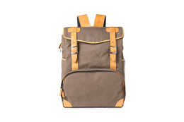 Barber Shop Backpack Mop Top - Sand