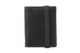 Barber Shop Leather Organizer Pixie - Grained Black