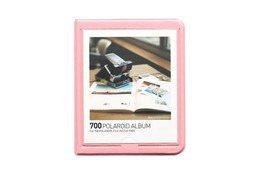 Focus Album Polaroid Wide 700 Rosa