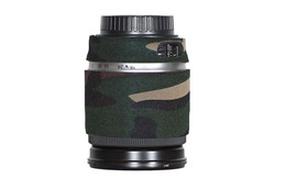 LensCoat for Canon EF-S 18-200 IS Forest Green