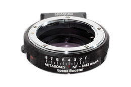 Metabones Speed Booster Nikon G -  MFT