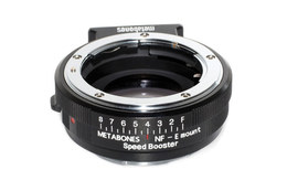 Metabones Speed Booster Nikon G - Sony E