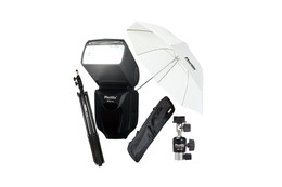 Phottix Mitros TTL Blitssett for Nikon