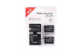 Pro-Mounts Batterikit for GoPro Hero4