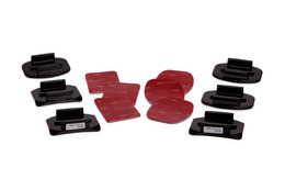 Pro-Mounts Flate & Buede Fester for GoPro
