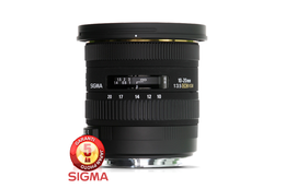 Sigma 10-20mm F3.5 EX DC HSM for Pentax