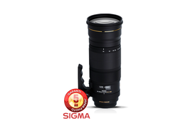 Sigma 120-300mm F/2.8 EX HSM OS for Canon