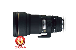 Sigma 300mm F2.8 APO EX DG HSM for Nikon