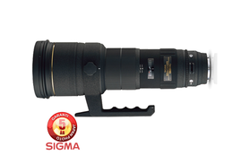 Sigma 500mm f/4.5 APO EX DG HSM for Canon