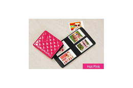 Fuji Instax Album Hot Pink
