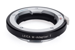 Leica M-adapter for T & SL