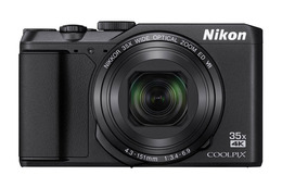 Nikon COOLPIX A900 Sort