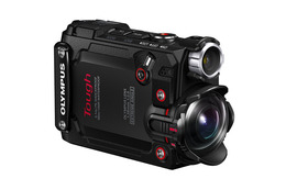 Olympus Tough TG-Tracker Actionkamera Sort
